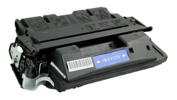 Hewlett Packard C4127X High Capacity Refurbished Toner